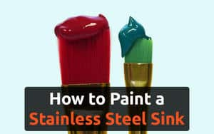 How to Paint a Stainless Steel Sink